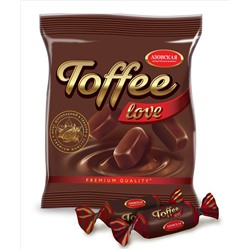 "Ирис шоколадный ""Toffee love"", 0,5 кг"